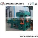 export africa from China QT5-20 concrete brick making machine