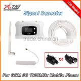 High gain!!! ATNJ New Upgrade 1900mhz signal booster 2G cell phone GSM signal receiver 2G signal repeater amplifier