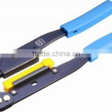 ribbon cable IDC type connector crimping tool for ribbon cable