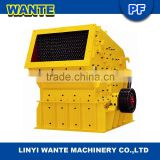 High efficient reliable fine stone impact crusher machinery with ISO CE approved and good price