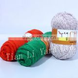 Acrylic and Wool Yarn Alpaca Yarn Fancy Yarn Hand Knitting Yarn