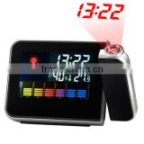 Weather Forecast Projection Clock Wall Projection Weather Forecast Projection Clock