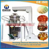 Triangualr taper type tea bag packing machine/Nylon Triangular tea bag packing machine