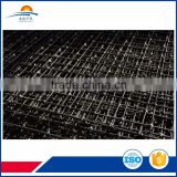 High tensile strength fiberglass mesh grating for Shotcreting