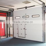 China Automatic Sectional Industry sectional overhead sliding Garage Door suppliers (HF-J501)