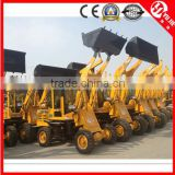 1000kg wheel loader for sale, mini type popular front loader for sale, CE/ISO certificated loaders