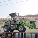 euro type mini ce loader with skid steer quick hitch                                                                                                         Supplier's Choice