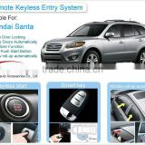 PKE Push Button Start Remote Keyless Starter Car Alarm System for Hyundai Tucson