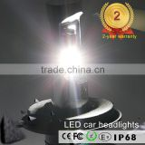 Auto Spare Parts 80W 12000lm H4 LED Head light Lamp High/Low Beam Auto LED Headlight bulbs led car headlight