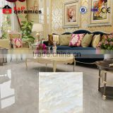 hot design Foshan factory high quality 80x80 jade look porcelain crystal white granite tiles