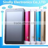 7 Inch Tablet PC MTK8312 WCDMA 2G 3G Android 4.2 Jelly Bean Mobile Phone Phablet Dual Core Bluetooth GPS HD