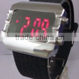 2011 FASHION PROMOTIONAL LED BACKLIGHT WATCH kt9061