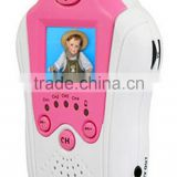 Full Color Babysitter Wireless IR Camera Flower Shape Factory Wholesale Cute Camera Baby Monitor