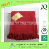 Made In China Best-selling 100% Alpaca Fluffy Scarf Shawl