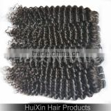 Gold supplier 5A grade unprocessed 100% virgin kinky curly Bohemian hair extensions