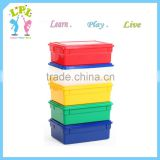 Hot offer food grade material non-toxic harmless plastic storage box excellent houseware