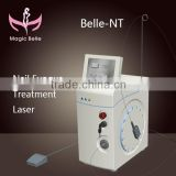 New product in 2016 remove nail fungus laser for onychomycosis Fiber 1064nm Nd Yag Laser in china