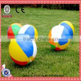 High quality and environment friendly material pvc inflatable beach ball
