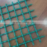Wholesale galvanized/PVC coated crimped wire mesh,woven square crimped wire mesh,crimped stainless steel wire mesh price