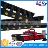 Engineering Machine Flex Drag Chain Plastic Cable Safty Gear Carrier