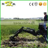 compact tractor backhoe attachment for sale by Weifang Shengxuan factory