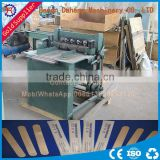 Round coffee stick maker Wooden Ice Cream Stick Line Tongue depressor production line