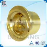 ISO-9001-2008 oilless brass bushing,brass reducing bushing