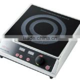 Table top commercial Induction kitchen cooker