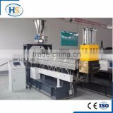 Corn Srarch Base Biodegradable Plastic Resin Manufacturing Twin Screw Extruder Machine