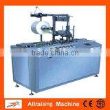 Best selling cellophane overwrapping machine /case packer
