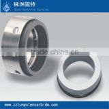 tungsten carbide mechanical seal ring cemented carbide seal ring/hoop China manufacture low price