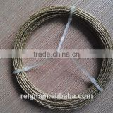 factory supply longevity ring coil wire saw for multi wire saw machine