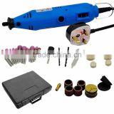 135w 100pcs Power Hobby Craft Rotary Multi Tool Set Portable Jewelry Electric Mini Drill Kit