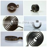 ISO Standard Thermostatic Bimetal Coil Spring for Circuit Breakers