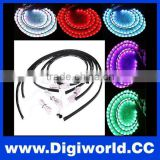7 Colors Wireless Remote & Music Activated RGB LED Strip Light