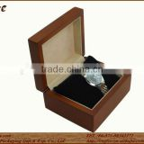 Brown Single Watch Box with Pillow Inner