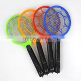 YIWU ZHOUHE rechargeable/Strong Round plug anti mosquito swatter insect bug zapper mosquito swatter
