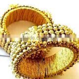 Wholesale Bridal Chura Kangan Bangles, Fancy Indian Bangles Factory Direct Price,Handmade Indian Bridal Jewelry