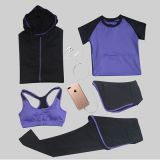 Chinese Yoga suits three sets, autumn and winter show slim, slim, long sleeved gym, female running, yoga clothes Mr Matt