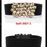 Women Lady Wide Elastic Belt Waistband For Fashion Apparel Accessories