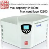 3H12RI series Intelligent High-speed refrigerated centrifuge