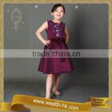 Classy Purple Princess for girls Ball Gown Dress