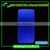 3D heat transfer smartphone casealuminum injection mould for Prosub-Alcatel Idol40T-6055A