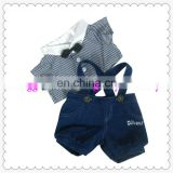 Cute design jeans uniform for boy