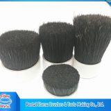 Natural black bristle