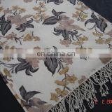 Silk Pashmina Printed Shawl in Printed Design