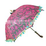 ETHNIC decorative HANDMADE UMBRELLA