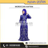 Royal Luxury Wedding Gown Party Wear Married Caftan Dress
