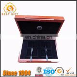 Guangdong Manufacturer Good Quality OEM/ODM Cherry Wood Coin Packing Box