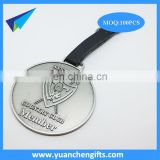 Metal emboss logo for golf bag with cheap price